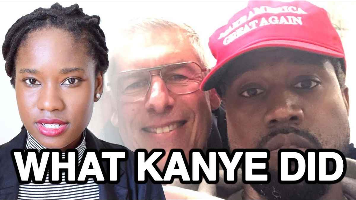 WHAT KANYE DID - Kanye West Trump Tweet - Just Thinking Out Loud