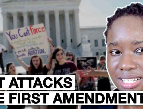 First Amendment Cases Being Won by Conservatives