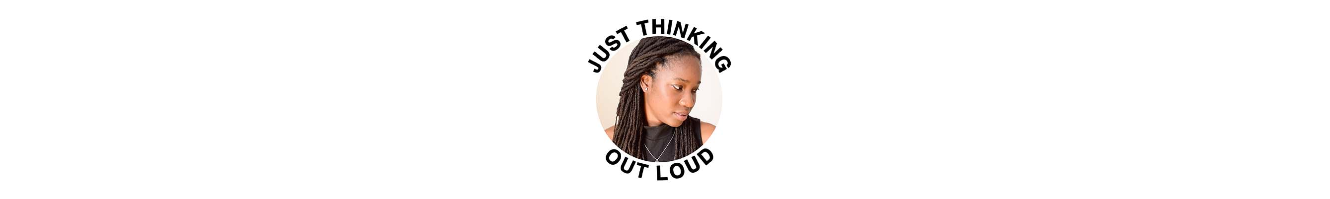Just Thinking Out Loud Logo